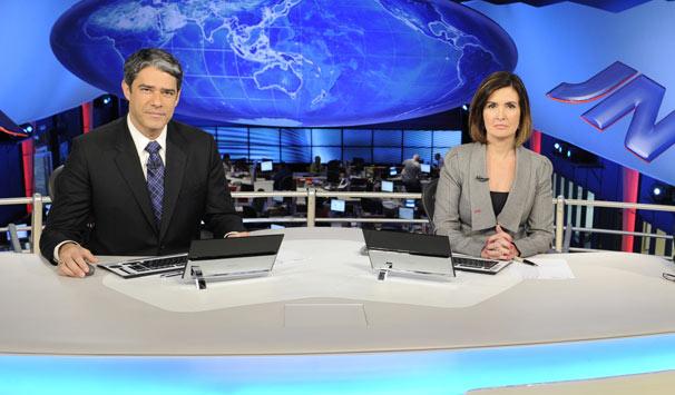 Jornal Nacional (Foto: Divulgação/ TV Globo)