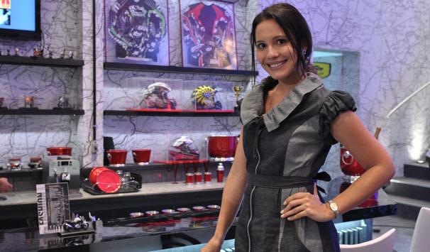 Juliana Knust (Foto: João Cotta/ TV Globo)