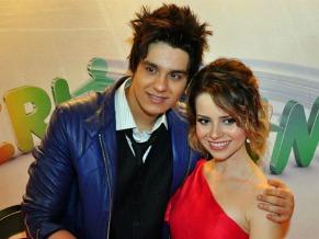 Luan Santana e Sandy (Foto: Divulgação)