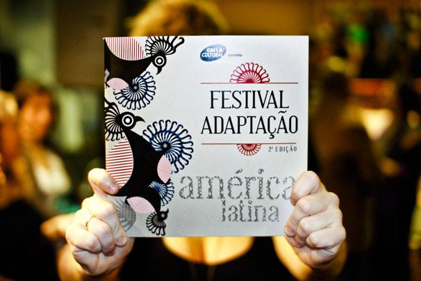 Abertura do Festival Adaptação aconteceu na noite desta segunda-feira (Foto: Fabio Abu-Chacra)