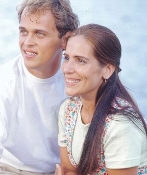 Marcos e Ruth (Foto: Divulgação/ TV Globo)