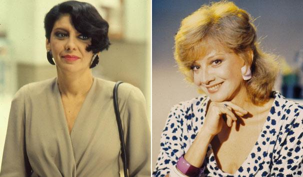 Marília Pêra e Glória Menezes, as protagonistas de Brega & Chique (Foto: CEDOC/ TV Globo)