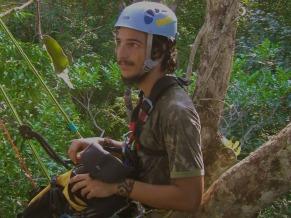 Mario Terra Taxonomia Inpa (Foto: Divulgação)