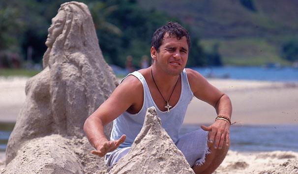 Um dos personagens marcantes da novela é Tonho da Lua, vivido por Marcos Frota (Foto: Divulgação/ TV Globo)
