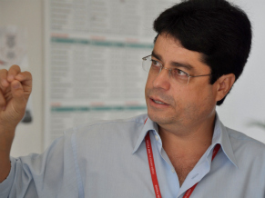Diretor substituto Antonio Viveiros (Foto: Divulgação)