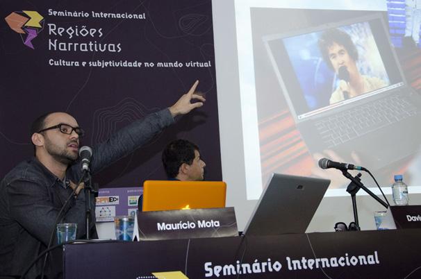 """Maurício Mota: """"A narrativa transmídia estende histórias, valoriza personagens e envolve a audiência"""" (Foto: Kiko Cabral)"""