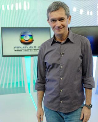 Serginho Groisman apresenta o novo programa a partir de sábado (Foto: TV Globo / Zé Paulo Cardeal)