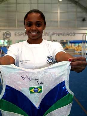 Daiane dos Santos (Foto: Divulgação)