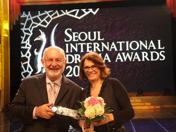 Passione ganha prêmio na Ásia (Foto: TV Globo/ Divulgação)