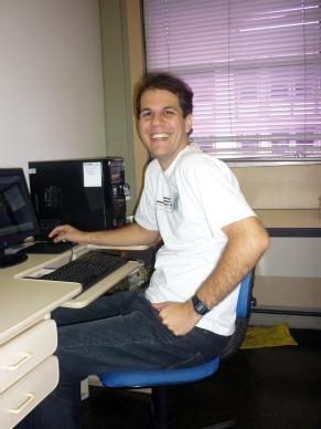 Ricardo Joseh Lima linguística (Foto: Arquivo Pessoal)