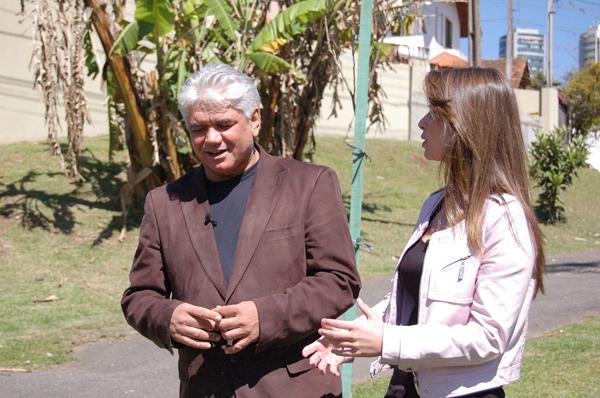 'Operação Rapina' tem a participação especial de Jackson Antunes (Foto: Divulgação/RPC TV)