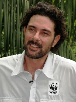 Coordenador do Programa da Amazônia do WWF-Brasil, Mauro Armelin (Foto: Divulgação)