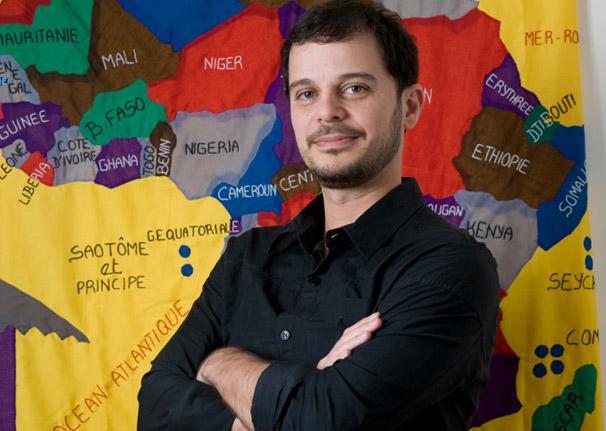 Alexandre dos Santos é editor-chefe do Globo Universidade e Mestre em Relações Internacionais; ele leciona História da África no Instituto de Relações Internacionais da PUC-Rio (Foto: Debora 70)