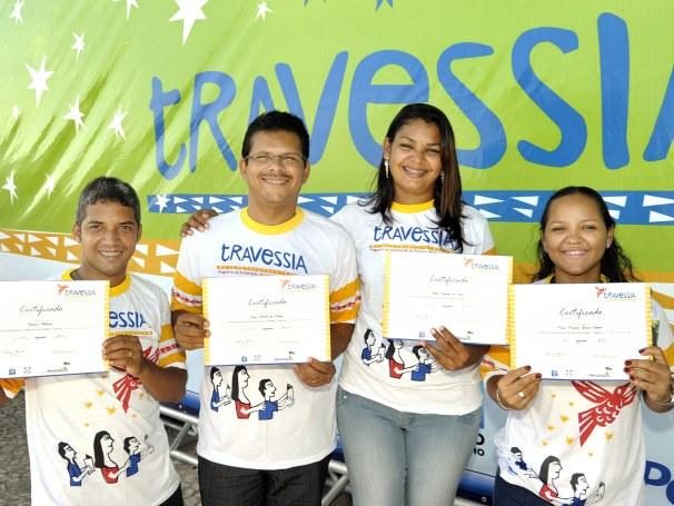 Projeto Travessia (Foto: Guanabaratejo )