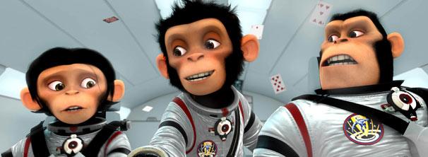 Space Chimps (Foto: Reprodução)