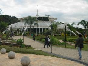 Jardim Botânico de Belo Horizonte (Foto: Divulgação / Maria Lucia Costa)