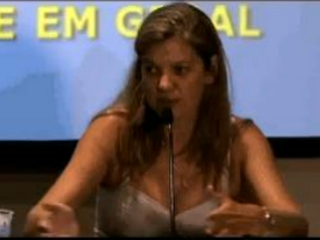 Coordenadora da Tv Pinel, Vera Roçado (Foto: Divulgação)