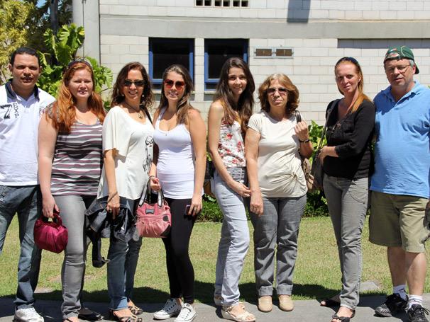 Telespectadores visitam o estúdio e as cidades cenográficas de Cordel Encantado (Foto: TV Globo / Miriam Paço)