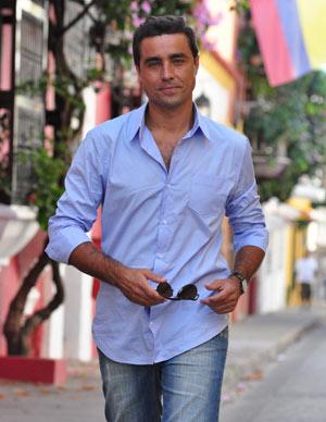 Ricardo Pereira interpreta o procurador Vicente (Foto: Estevam Avellar/ TV Globo)