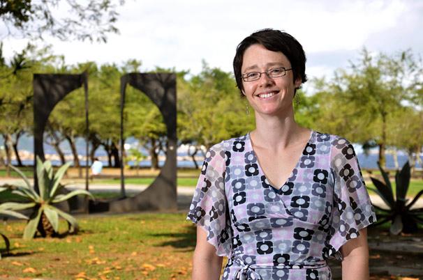 Kiri Miller (Foto: Renato Velasco)