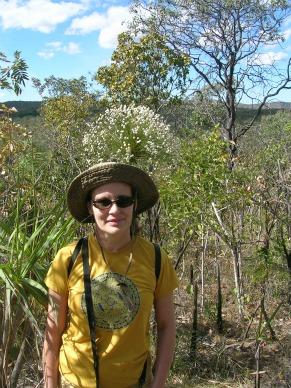Christiane Horowitz - Parque Nacional de Brasília  (Foto: Divulgação )