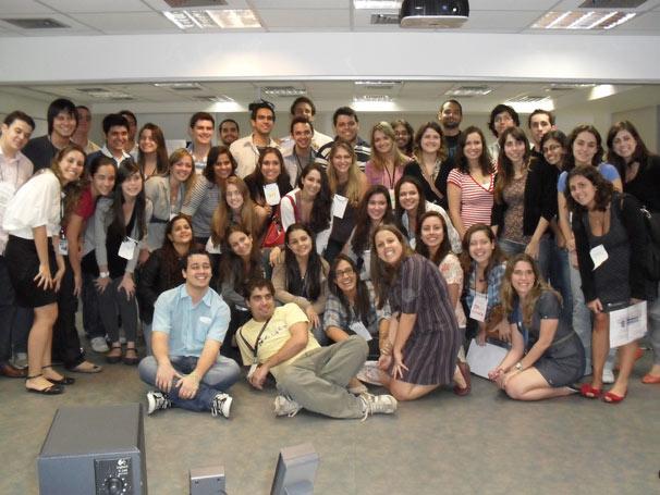 Estudantes aprovados no programa estagiar podem atura em diversas áreas (Foto: Divulgação/ TV Globo)