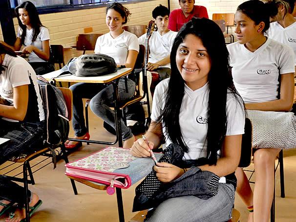 Escola (Foto: Fabiana Carvalho)