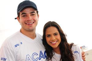Atores de Morde & Assopra falam da satisfação de participar (Foto: TV Globo / Kiko Cabral)