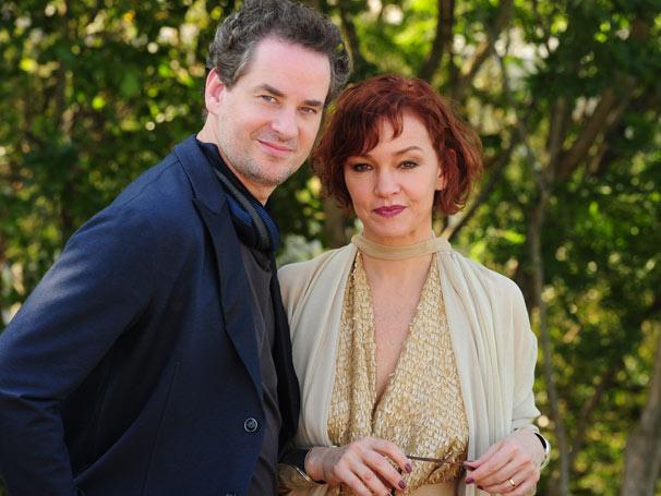 Esther e Paulo (Foto: Divulgação/ TV Globo)