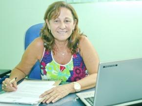 Angela Fajardo Reis Secretária Educação Pirai  (Foto: Divulgação )