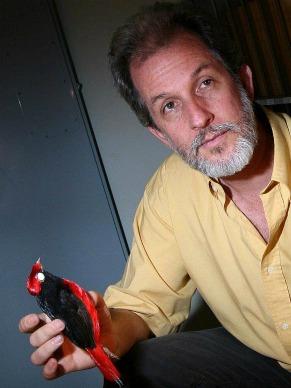 Mario Cohn-Haft, pesquisador do INPA (Foto: Divulgação)