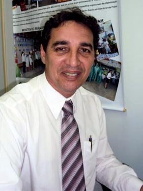 Mauro Silva, do Ministério da Educação (Foto: Divulgação)