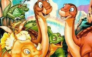 Littlefoot e seus amigos enfrentam mais uma aventura (Foto: Divulgação)