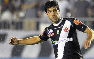 Vasco é o líder do Brasileirão e enfrenta o Corinthians neste domingo (Foto: Nina Lima/FOTOCOM.NET/ Globo esporte.com)