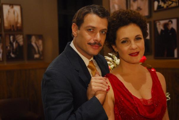 Dalva e Herivelto (Foto: TV Globo)