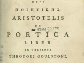 Globo Ciência: Aristóteles (Foto: Reprodução TV)