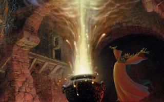 Horned King planeja criar um poderoso exército sobrenatural (Foto: Divulgação)