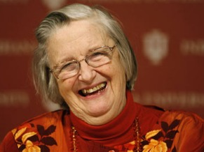 Cientista política Elinor Ostrom, que estuda o bem comum (Foto: Divulgação)