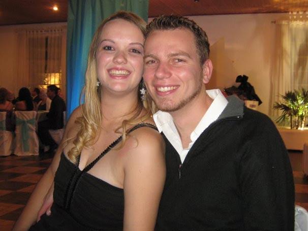 Nos dias 22 e 23 de outubro, Louise e Fernando vão para Gramado, no Rio Grande do Sul (Foto: Arquivo Pessoal)