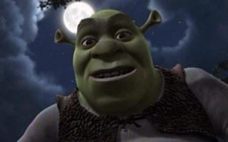 Shrek entra no clima no Halloween (Foto: Divulgação)