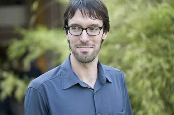 Alain Bovet é professor da Universidade de Fribourg, na Suíça, e membro associado do Centre d'Étude des Mouviments Sociaux (CEMS) (Foto: Eugênio Savio)