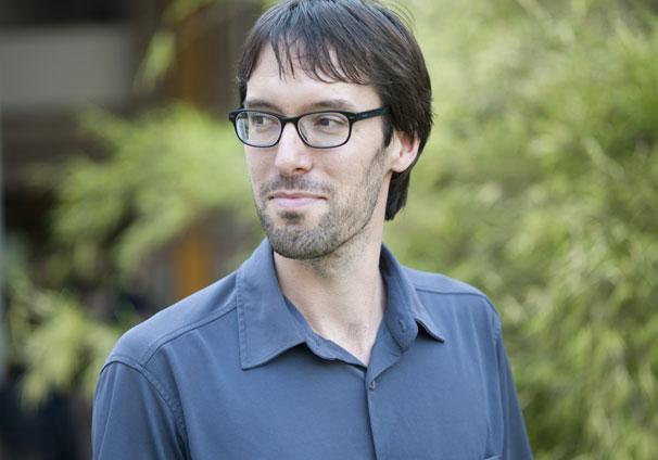 Alain Bovet (Foto: Eugênio Savio)