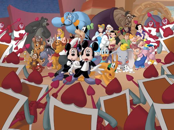 O famoso ratinho tem a ajuda de toda turma para enfrentar os vilões (Foto: Disney / Divulgação)
