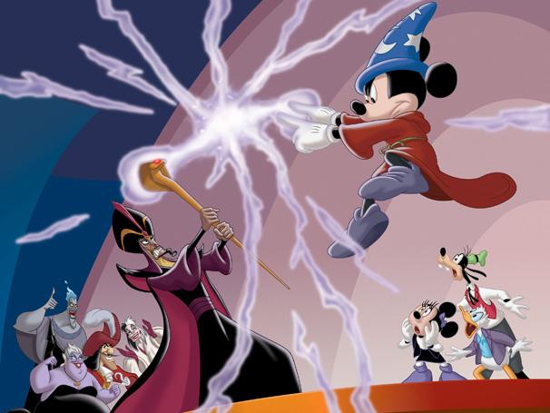 Mikey enfrenta vilões para proteger a Casa do Mikey (Foto: Disney / Divulgação)