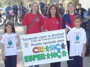 Projeto Tocando com A Aninha  (Foto: Divulgação )