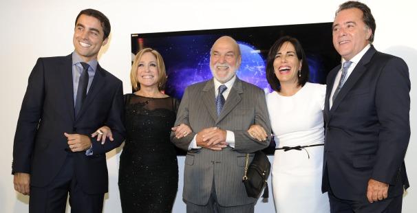 Rede Globo Lisboa (Foto: TV Globo)