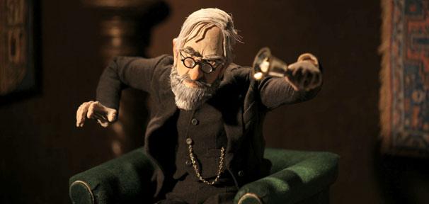 """Tese de André (Michel Melamed) é desenvolvida a partir da pergunta """"Afinal, o que querem as mulheres?"""", desenvolvida por Sigmund Freud (Foto: TV Globo)"""