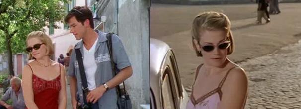 Paul (Eddie Mills) e Sabrina se apaixonam na Itália (Foto: Divulgação)