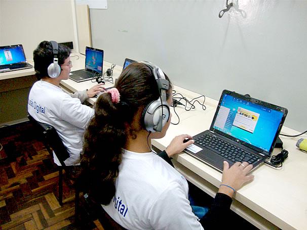 Inclusão digital (Foto: Divulgação)