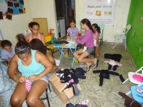 Criança Esperança: Fazendo Arte (Foto: Divulgação)